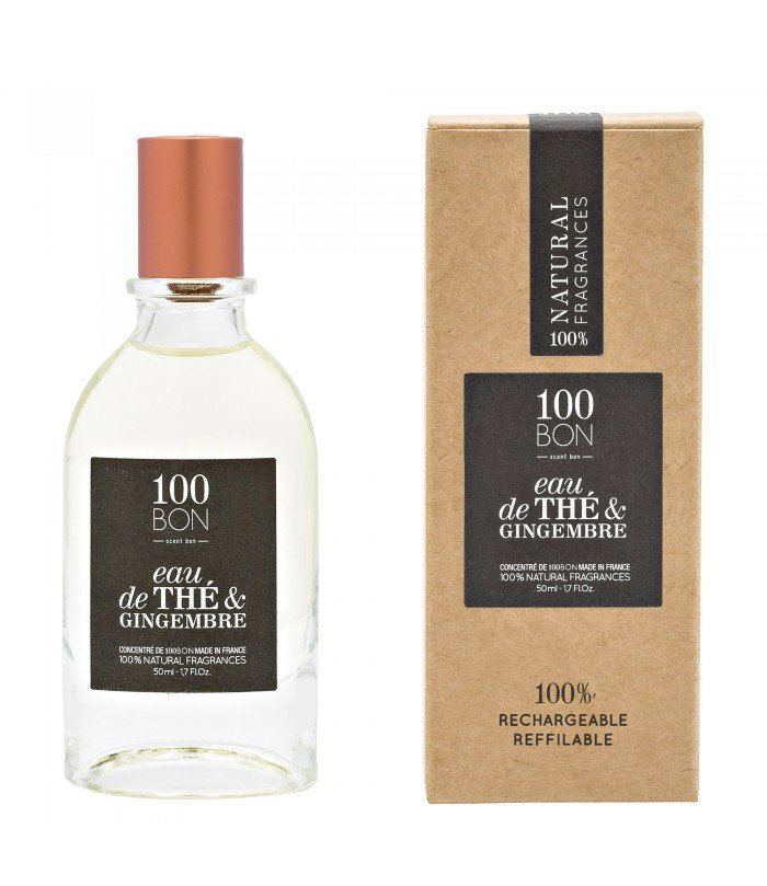 wakey 100bon concentre eau de the et gingembre