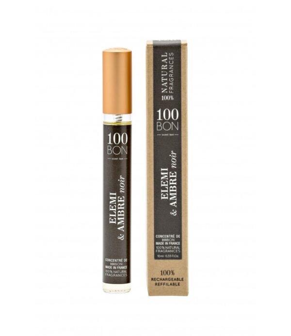 wakey 100bon concentre elemi et ambre noir 10