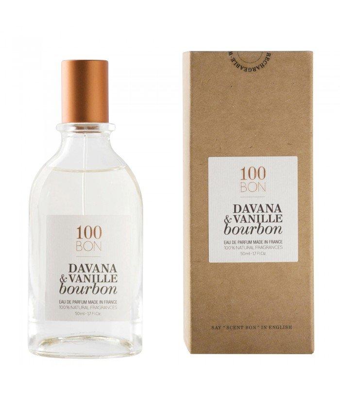 wakey 100bon davana et vanille bourbon
