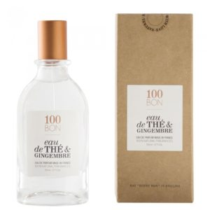 wakey 100bon eau de the et gingembre